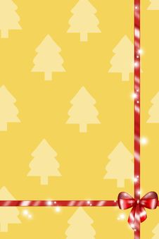 Free Christmas Wrapping Paper Royalty Free Stock Image - 7320916