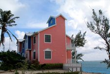 Free Grand Home On Grand Cayman Stock Photography - 7340452