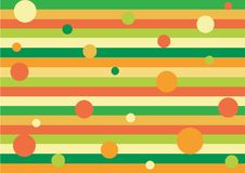 Free Multicolored Stripes And Rounds Royalty Free Stock Photography - 7347797