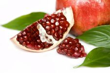 Free Pomegranate Stock Images - 7357824
