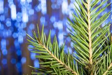 Free Christmas Background Royalty Free Stock Photography - 7362047