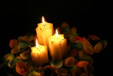 Free Candles Stock Photography - 7385492