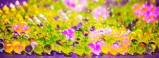 Free Abstract Background Of Colored Balls Stock Image - 73832531