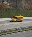Free School Bus Royalty Free Stock Photos - 740048