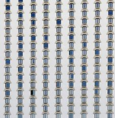 Free Hotel Windows Royalty Free Stock Photos - 742608