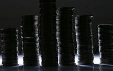 Free Coins_004 Stock Photos - 743713