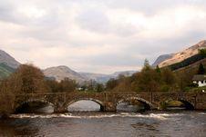 West Highland Scene Royalty Free Stock Images