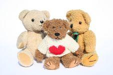 Free Teddy Royalty Free Stock Photos - 746208