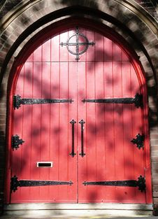 Free Mystery Door Stock Images - 746384