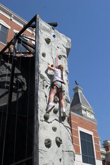Free Rock Climbing Stock Images - 747304