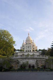 Free Basilica Of Sacre Coeur, Paris Stock Images - 747574