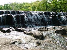 Free Falling Water Royalty Free Stock Photos - 748208