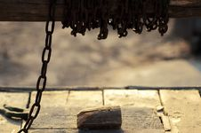 Free Chains Stock Image - 749761