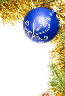 Free Christmas Frame Stock Photos - 7416093