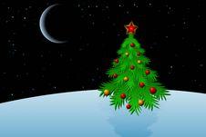 Free Christmas Tree Stock Photo - 7425880