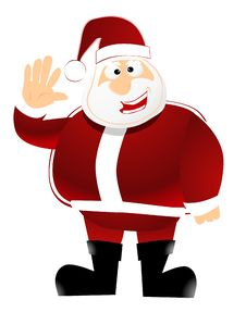 Free Santa Claus Stock Photo - 7433780