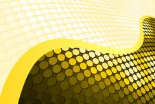 Free Abstract Yellow Stock Photography - 7443302