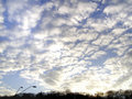 Free Sunny Sky With Clouds Royalty Free Stock Image - 7450786