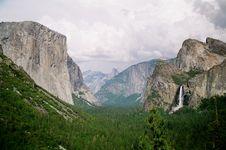 Free Yosemite Falls Stock Image - 7458291