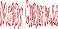 Free Merry Christmas Writen In English Royalty Free Stock Image - 74565826