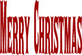 Free Merry Christmas Writen In English Stock Images - 74567564