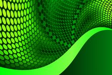 Free Abstract Green Royalty Free Stock Photo - 7471025