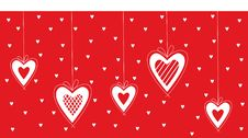 Free Valentine Background Royalty Free Stock Photography - 7476917