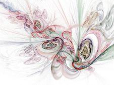 Free Fractal Design Stock Image - 7489161