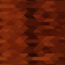 Abstract Vector Polygonal Background Stock Photo