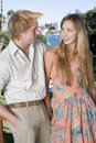 Free Couple Chatting Stock Photos - 751293