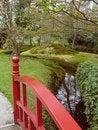 Free Red Bridge Stock Photo - 755440