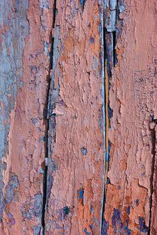 Free Peeled Painting Background Stock Photography - 750962