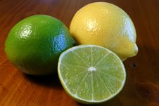Free Lemons And Lime Royalty Free Stock Images - 751279