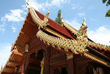 Free Buddhist Temple Stock Image - 751501