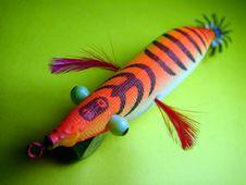 Free Squid Lure Stock Image - 752061