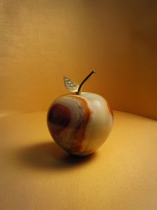 Free Stone Apple Stock Photography - 754692