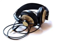 Free Headphones Royalty Free Stock Images - 754719