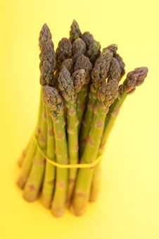 Free Asparagus Stock Photography - 755762