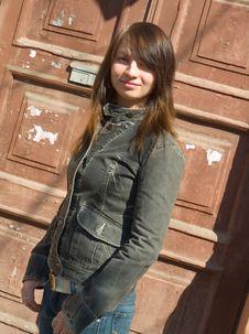 Fashion Teen Royalty Free Stock Photo