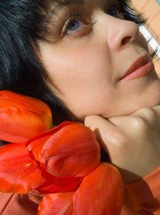 Free Beauty Royalty Free Stock Photography - 756237