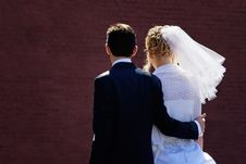 Free Wedding And Sunlight Royalty Free Stock Images - 756419