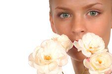 Free Flower Girl 3 Stock Images - 758234