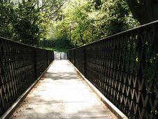 Free Hough Bridge Stock Photography - 759862