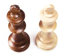 Free Chess Figures Stock Photography - 7519792