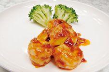 Free Shrimp Royalty Free Stock Photos - 7533668