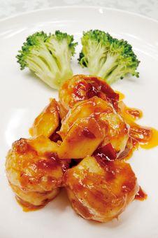 Free Shrimp Stock Photos - 7533673