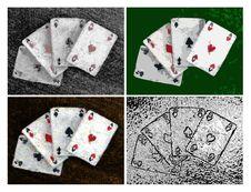 Free Play Cards Stock Photos - 7543383