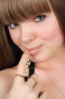 Free Beautiful Blond Stock Photography - 7552062