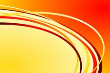 Free Abstract Orange Stock Photography - 7561982