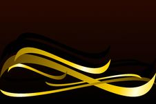 Free Abstract Gold Stock Image - 7565101